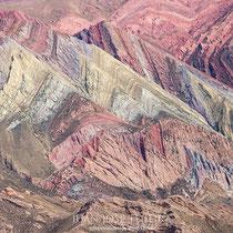 La serranía de Hornocal es una sierra ubicada a 25 kilómetros de la ciudad de Humahuaca en la provincia de Jujuy.