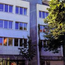 Treppenhaus-Verglasung