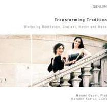Transforming Traditions - Werke von Haydn und Beethoven - Noemi Györi, Flöte; Katalin Koltai, Gitarre