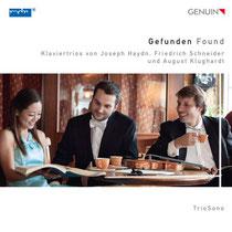 Gefunden - Klaviertrios von Haydn, Schneider und Klughardt - TrioSono