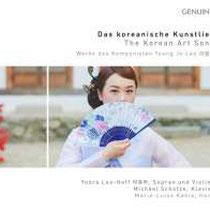 Das koreanische Kunstlied - Werke des Komponisten Young Jo Lee - Yoora Lee-Hoff, Sopran; Michael Schütze, Klavier; Marie-Luise Kahle, Horn