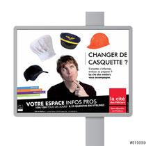 Projet Cité des métiers Saint-Quentin-En-Yvelines