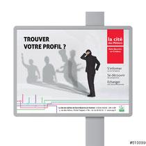 Cité des Métier - Projet de campagne grand public sur la réorientation professionnelle