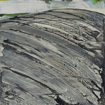 I_3, 2008/09, Acryl/HF, 100 x 100 cm