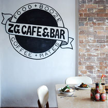 Zebra Green Cafe, Sydney