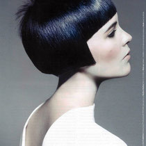 HAIRDRESSER OF THE YEAR TopHair Collection: Hair: Alexander Lepschi  I  Foto: Andrea Müller-Schulz