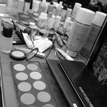 Backstage - Make Up