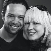 Alexander Lepschi mit Claudia Behnke (Hairdressing Award Shooting 2010)