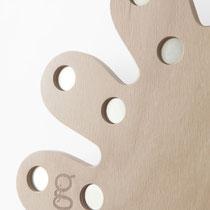 détails - face arrière -12 aimants