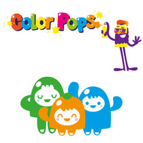 HARIBO COLOR POPS IDEEN (SYNDICATE DESIGN AG)
