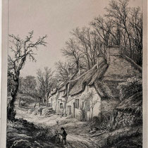 Eugène Bléry, gravure