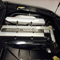Aston Martin DB7 i6 - Kommpressor