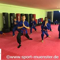 Kick Boxen in Münster für Jugendliche