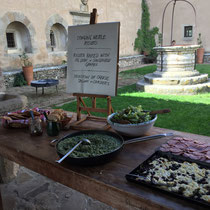 Tuscan lunch.