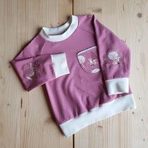 Shirt Füchschen, Größe 80, 24 €, dazu gibt es eine passende Mitwachshose in Größe 2