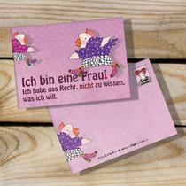 Violetta - Hühner