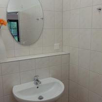 Waschraum Damen im neuen Sanitärbereich © www.zweiseen.de