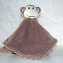 Schmusetuch Affe