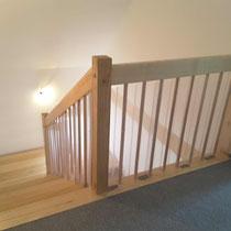 Sicherung Treppe