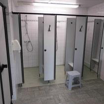 Duschen Damen