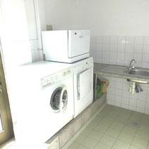 Waschmaschine, Trockner, Geschirrspühler