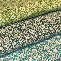 Wholesale Block Printed Fabrics from India - Design MILA - designed by Maasa Production Pvt.Ltd. New Delhi