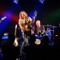 Bassist markus Dillenkofer und zweite Gitarre Markus Otto