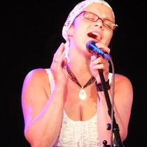 Eigenwilliges Gesangstalent mit starker Stimme: Chrissi Steidel