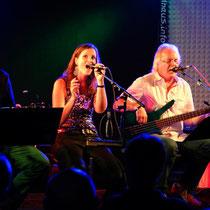 3Klang mit Sängerin Melanie Wiescher