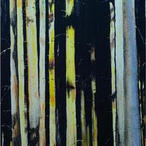 Waldspaziergang  88 x 68 cm