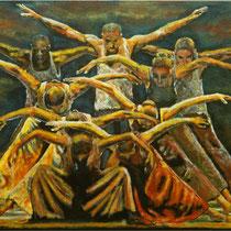 Alvin Ailey  107 x 157 cm