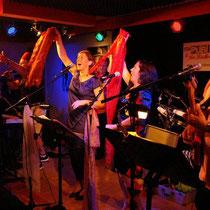 "Die Trash-Kapelle ""The PubRocks & the Rock-a-Lettes"" begeistern jedes Jahr aufs Neue ihr Publikum: Let´s party!"