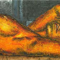 Desire  70 x 130 cm