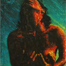 Lust  108 x 88 cm