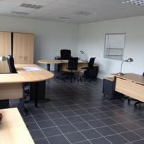 les bureaux (60 m²)