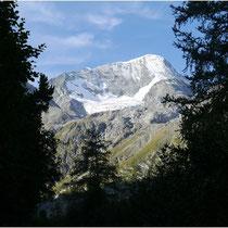 Arolla 03.09.2013 Pigne d'Arolla 3796m.