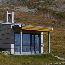 Kapelle St. Wendelin Obere Obere Feselalpe 04.10.2014