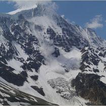 Anenhütte Lawinwnabgang 19.06.2014