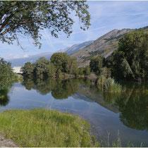 Naturpark Pfyn-Finges 07.06.2014