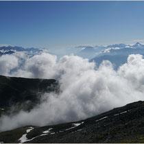 Augstbordhorn Nebelschwaden