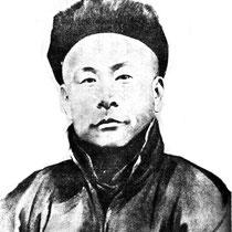 Gründer der Jing Wu Schule