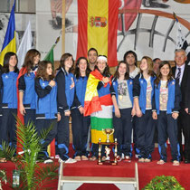Championne 2011 : Logrono (Espagne)