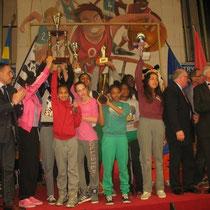 Championne 2014 : Orly (France)