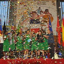 Championne 2015 : Orly (France)