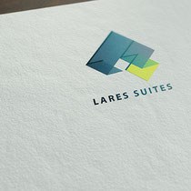 Logo Design/ Lares Suites - 2014