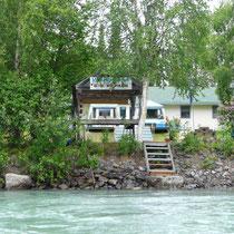 Kenai River Front