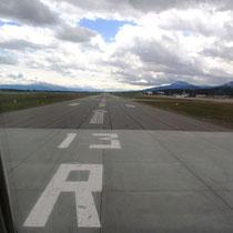 los geht's Alaska wir kommen !