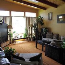 Wohnzimmer für die Gäste