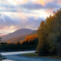 Kenai - Russian River Confluence