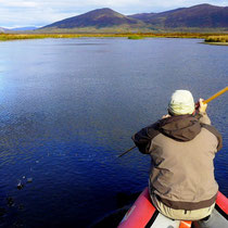 float the Karluk River